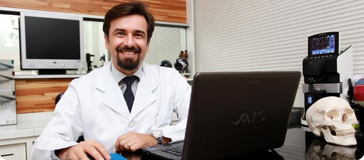 Foto do Dr. Filipe Pereira